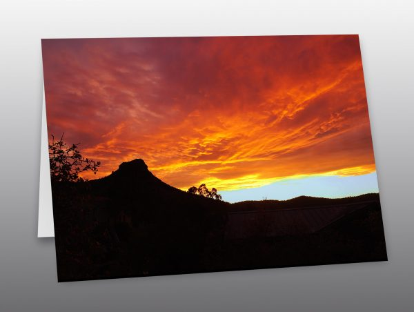 Thumb Butte Sunset - Moment of Perception Photography