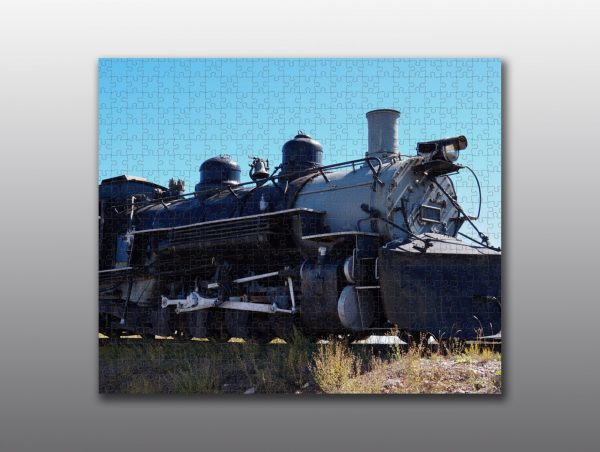 vintage train - Moment of Perception Photography