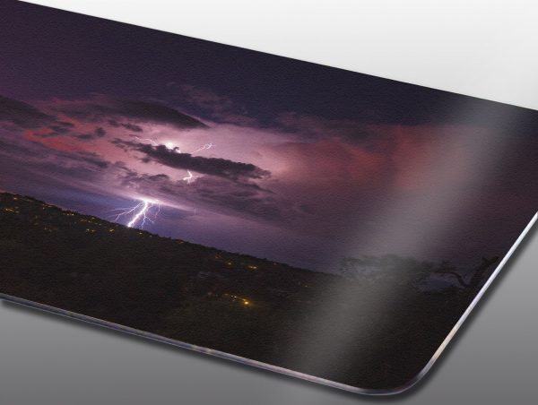 Arizona Lightning Storm - Moment of Perception Photography