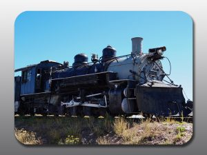 antique train - Moment of Perception Photography