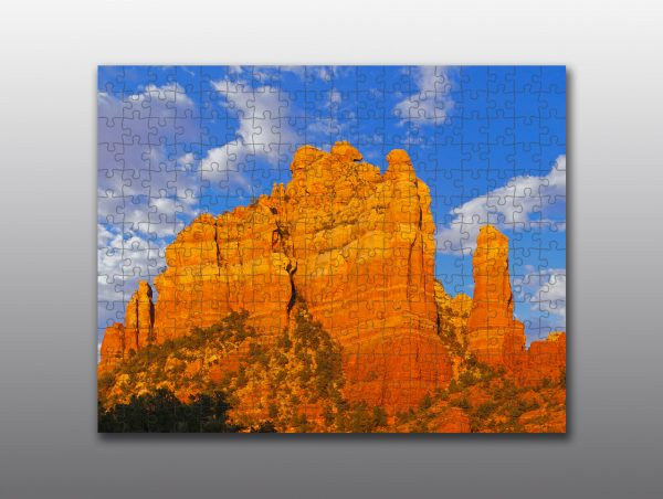 sandstone spires of sedona - Moment of Perception Photography