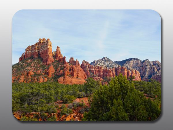 Sedona's Gorgeous Red Rocks - Moment of Perception Photography