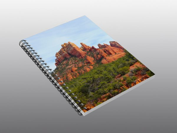 red rock sculptures of Sedona - Moment of Perception Photography