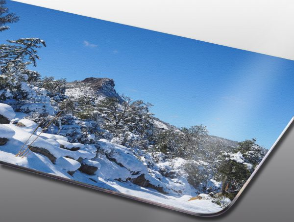 Thumb Butte Prescott in winter - Moment of Perception Photography