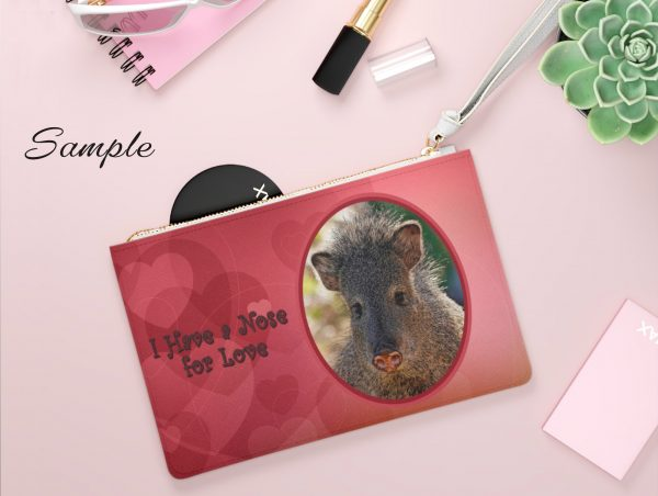 Javelina Valentine Bag - Moment of Perception Photography