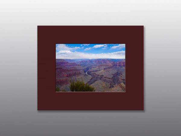 colorado river running through the Grand Canyon - Moment of Perception Photography