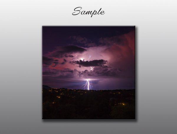 arizona monsoon storm - Moment of Perception Photography