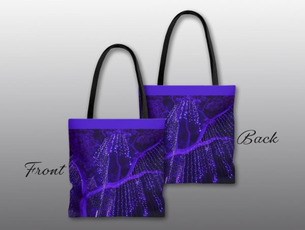 Christmas Tote - Moment of Perception Photography