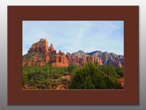 red rocks of Sedona - Moment of Perception Photography